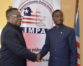 ACBF Reaffirms Support to Liberia: Pledges Support for Women in Agriculture and Revitalization of LIMPAC