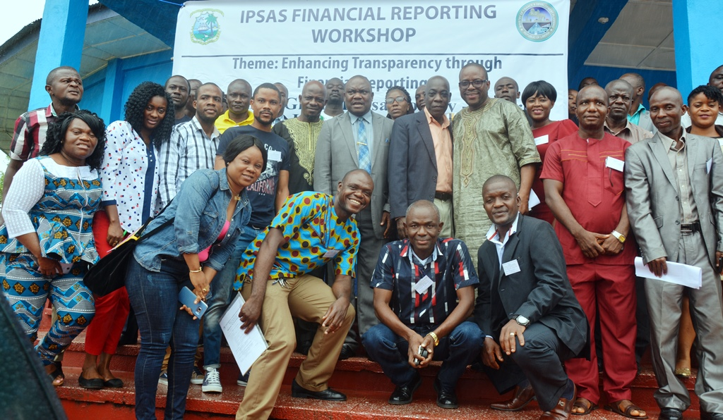 IPAS Financial Reporting Workshop