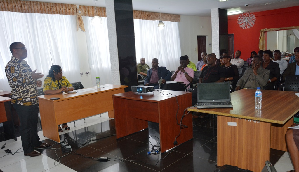 Gender Responsive Budgeting Workshop