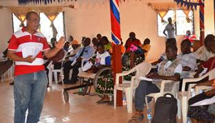GoL Conducts Nationwide Consultations Leading to Formulation of Pro-Poor Agenda