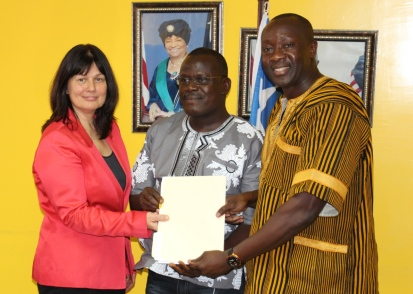 To Reduce Poverty in Liberia: MFDP & World Bank Sign Key Agreements Totaling US$32 Million