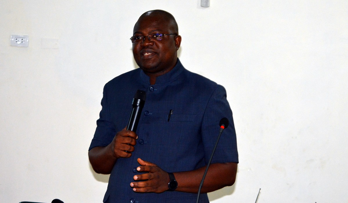 Aid Management of MFDP holds workshop for PIUS/PMUS/IIU