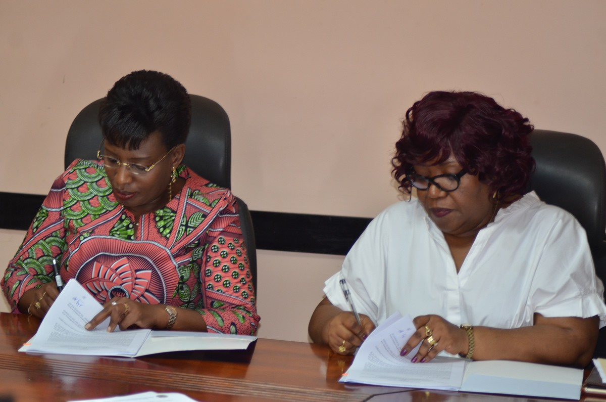 GoL, UN Women Sign Letter of Agreement for Support to the Gender Responsive Planning and Budgeting (GRPB) Initiatives