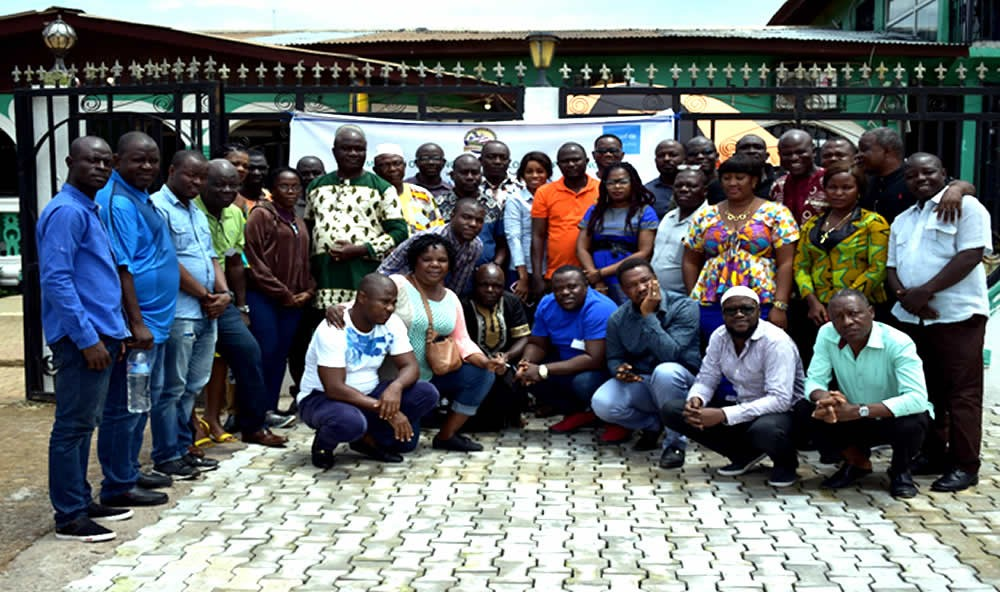 Nine RDOs, Fifteen CMOs Climax Four-Day Training in Gompa City, Nimba County